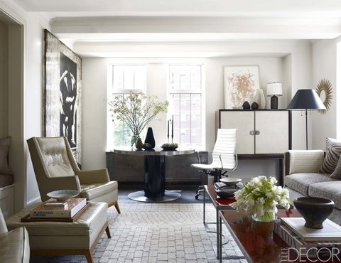 HOUSE TOUR: Located in a stylish and neutral New York City apartment