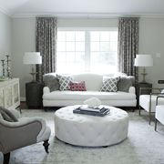 Room, Interior design, Floor, Living room, Home, Furniture, Wall, White, Couch, Interior design,