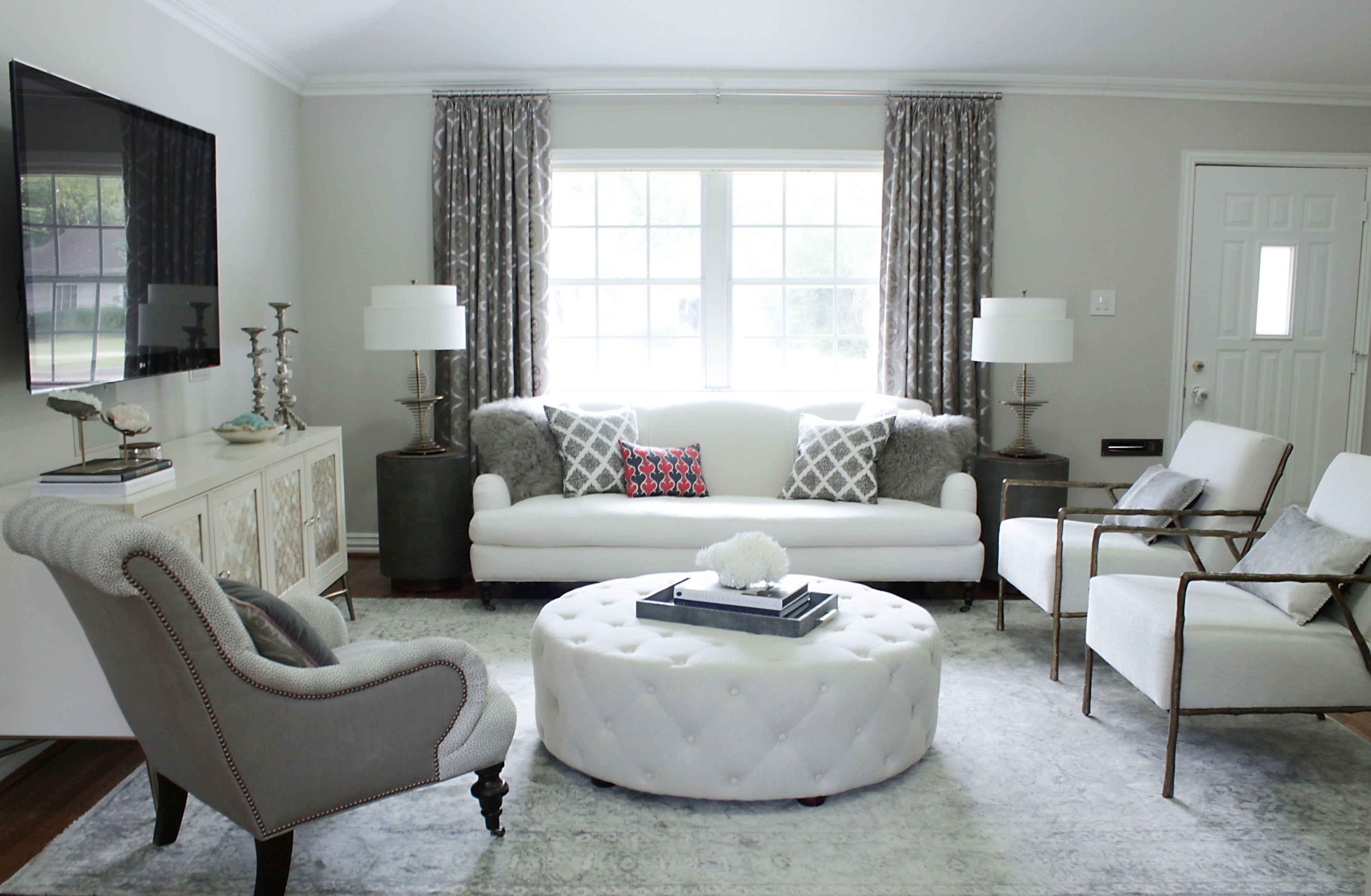 before \u0026, after an elegant, budget friendly living room makeoverbefore \u0026 after an elegant, budget friendly living room makeover