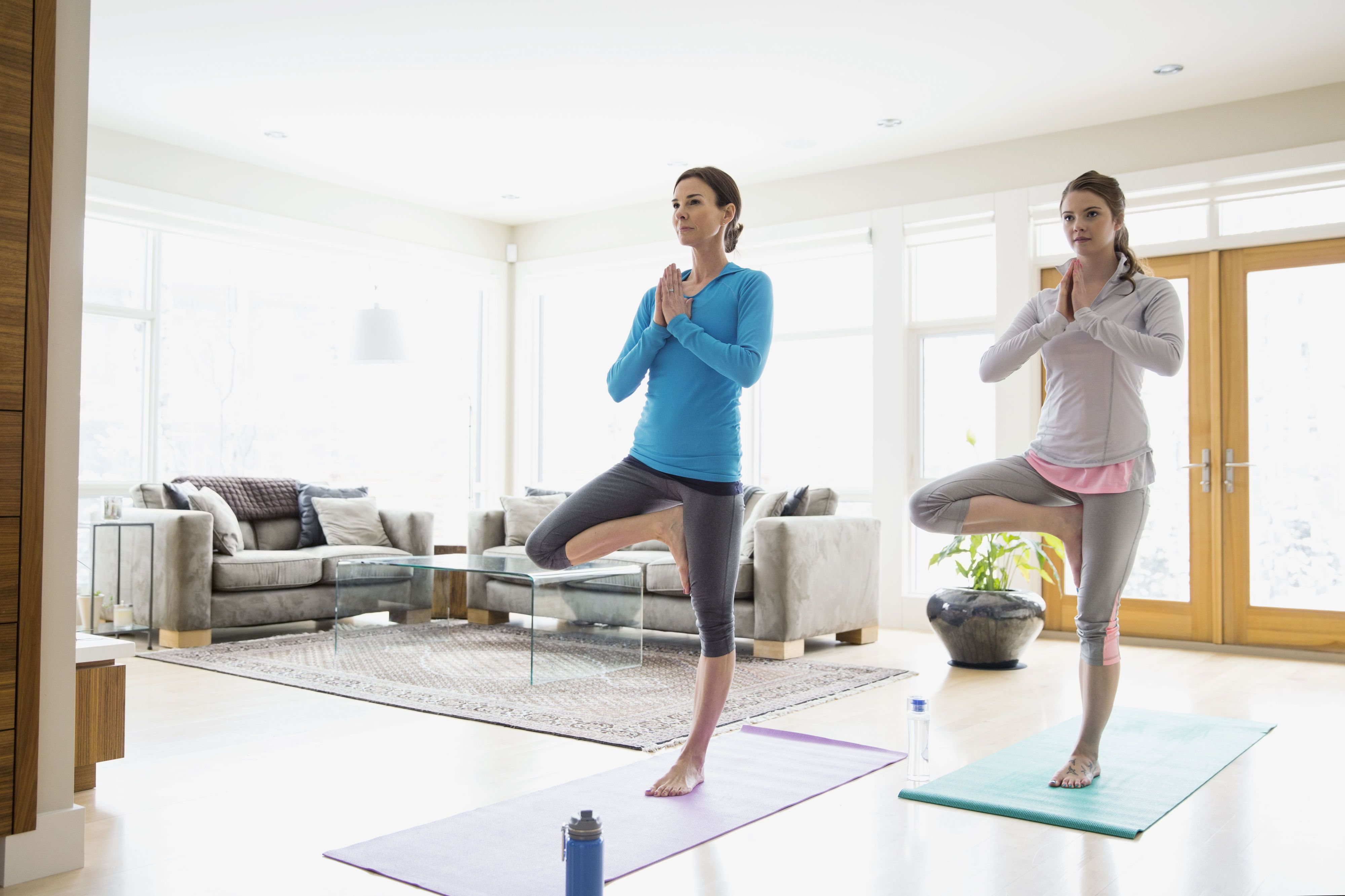fitness room decor designing a peaceful exercise space rh elledecor com Most Peaceful Picture Ever peaceful home images
