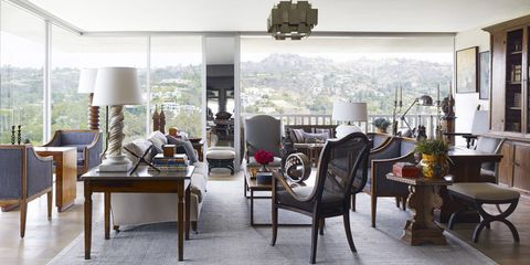 HOUSE TOUR: Inside A Completely Remodeled LA Apartment That Once Belonged To Lindsay Lohan
