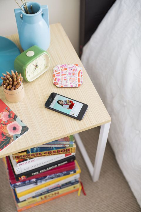 DIY Sneak Peek: Brit Morin's Gadget-Charging Nightstand