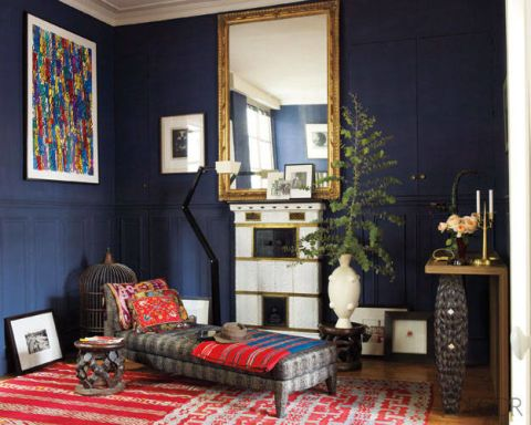 20 Of The Most Stylish Rooms In Paris – French Style Homes