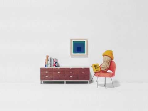 Furniture, Comfort, Drawer, Chest of drawers, Cabinetry, Rectangle, Sideboard, Paint, Armrest, Chest,