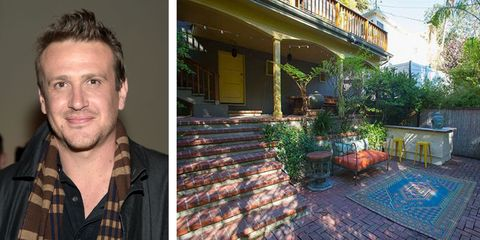 Jason Segel Just Bought A Third Property In LA