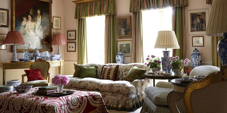 country house interior design. A dilapidated 18th century country house in Wales becomes a perfect canvas  for interior designer Penny Morrison s passion offbeat colors and fanciful HOUSE TOUR Inside Completely Transformed Welsh