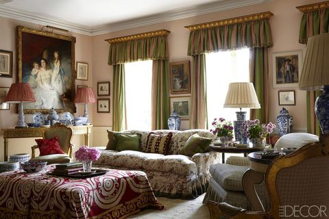 HOUSE TOUR: The interior of a Welsh country house completely remodeled by PENNY MORRISON