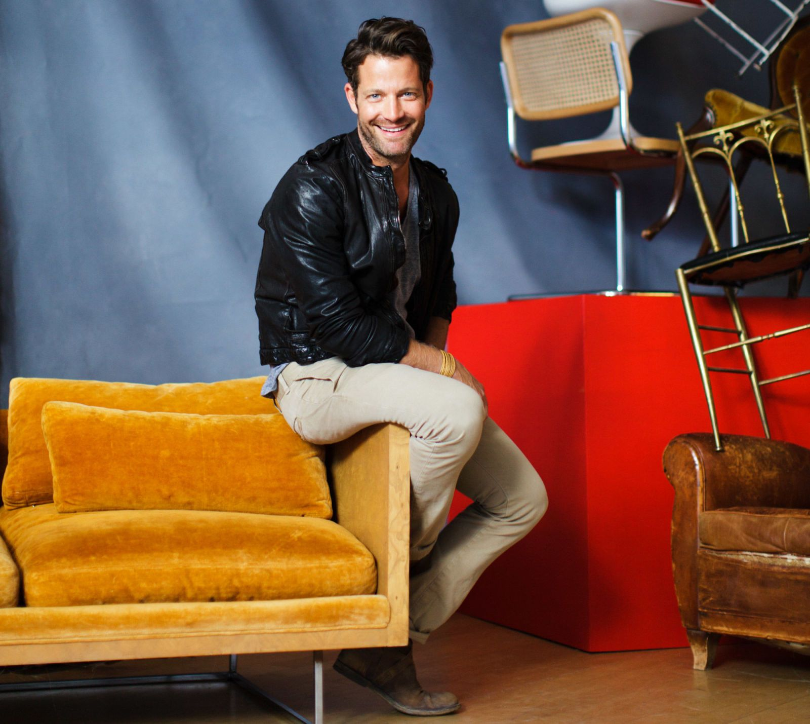EXCLUSIVE: Nate Berkus On His New Target Collection, Spring Decorating Ideas, and Preparing for Fatherhood