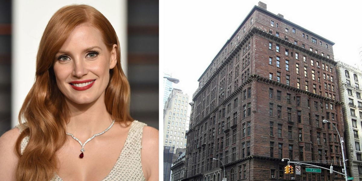 See The 5 1 Million Duplex Jessica Chastain Now Owns