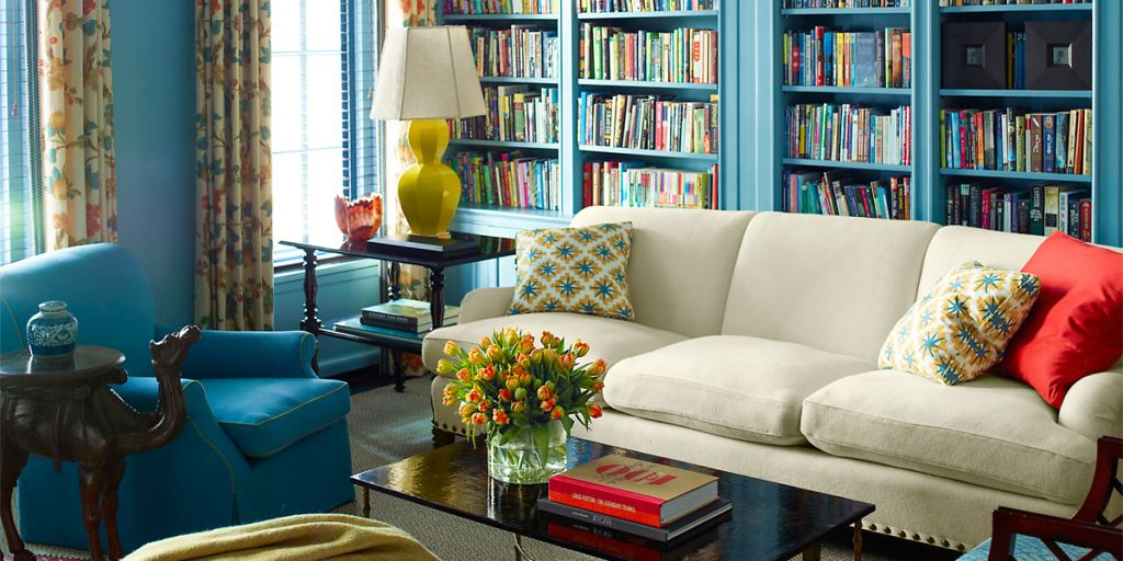 21 Spring-Inspired Rooms That Will Make You Want to Redecorate
