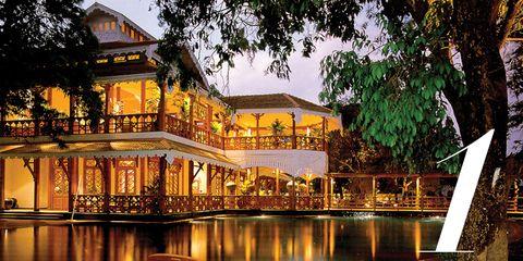 Reflection, Real estate, Amber, Facade, Resort, Home, Balcony, Resort town, Mansion, Hacienda,