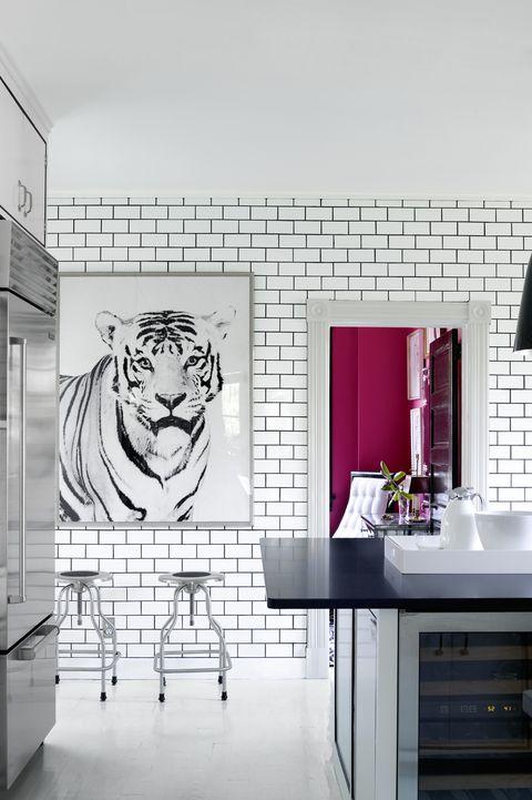26 Gorgeous Black White Kitchens Ideas For Black White Decor In Kitchens