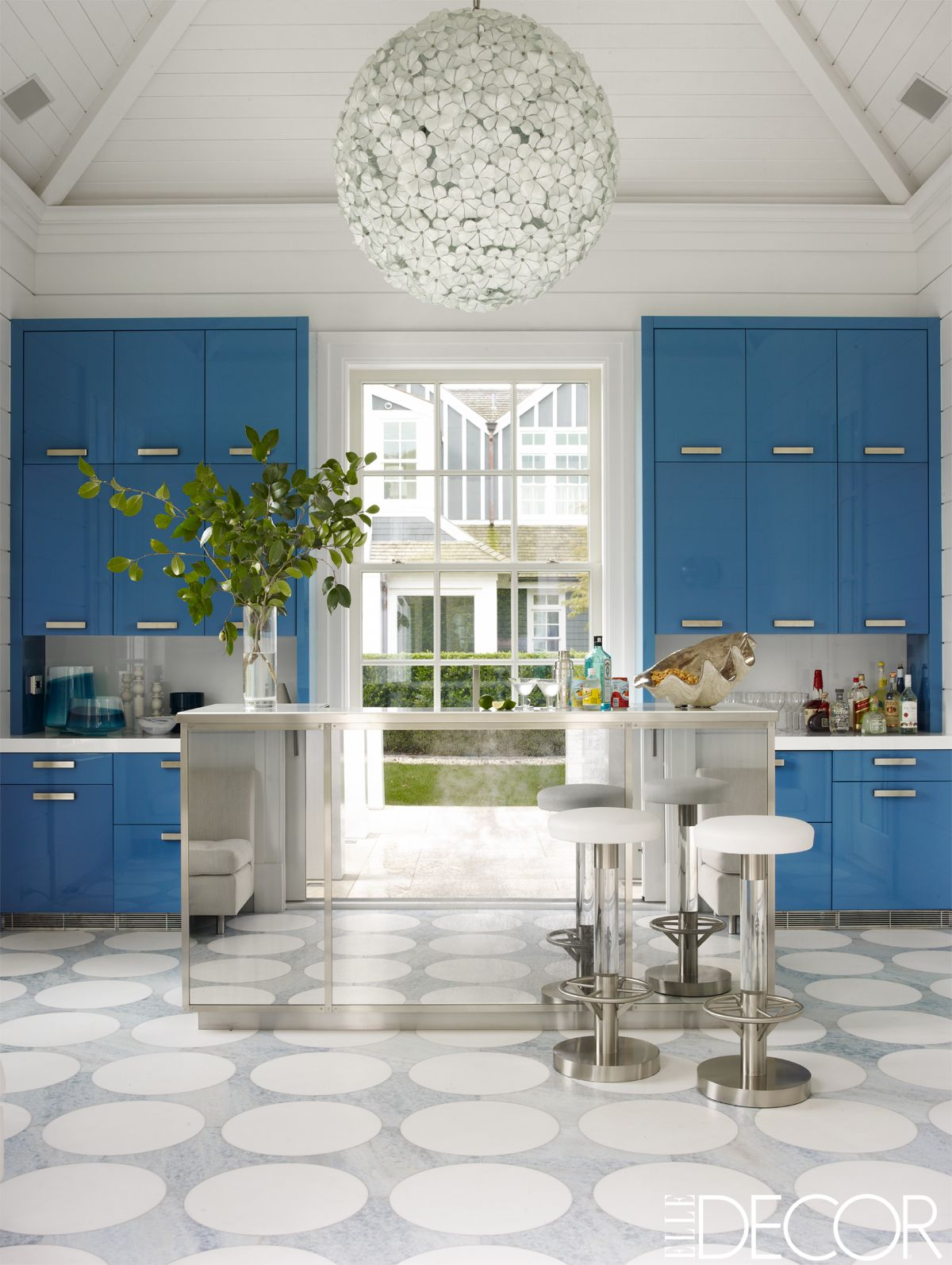 Designer Blue Kitchens Blue Walls Decor Ideas For Kitchens - Blue kitchen decor ideas