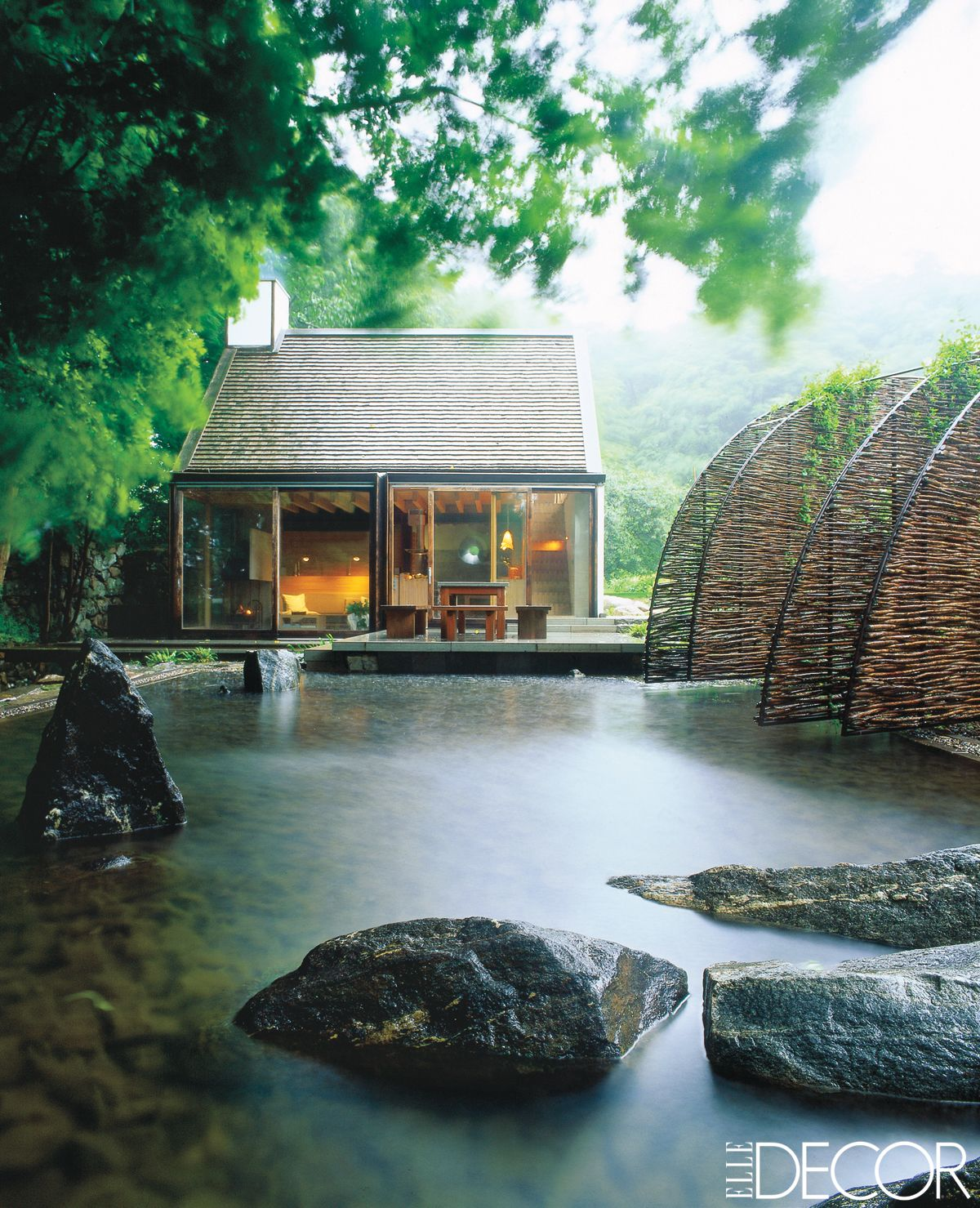 ZEN MASTERY: Home of tranquility in Sweden