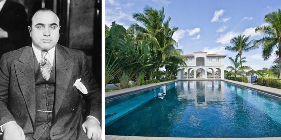 See Inside The Miami Estate Al Capone Once Called Home