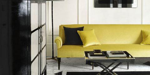 HOUSE TOUR: An Impeccably Rebuilt Notting Hill Townhouse