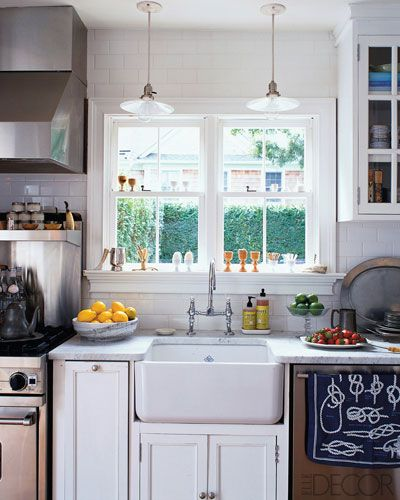 50 small kitchen design ideas - decorating tiny kitchens