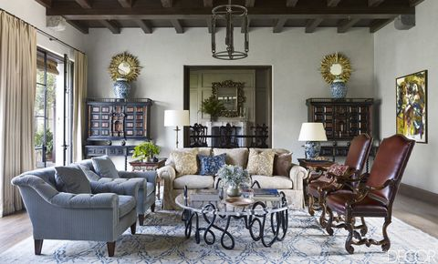 How One California Couple Honored Spanish History In Their Home Remodel