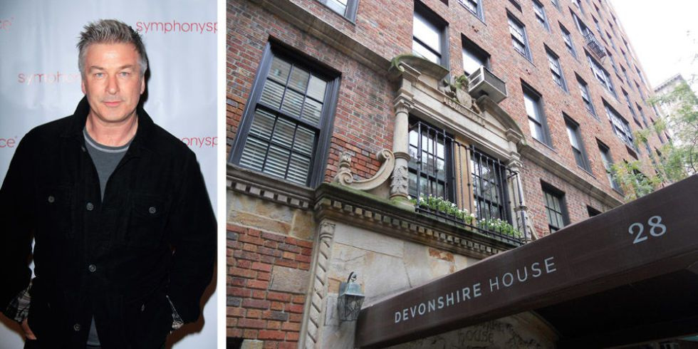 Alec Baldwin Just Listed One Of His Nyc Apartments For 2