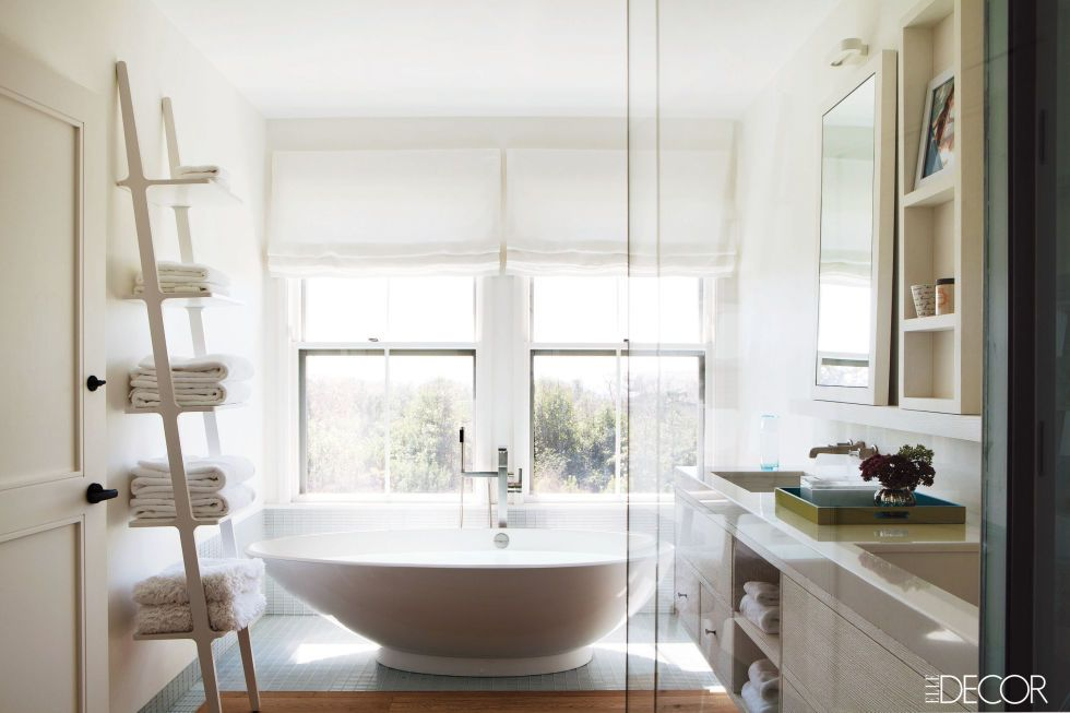 Lessons in Glamour from 10 Stunning Bathrooms – Decor for Small Bathrooms