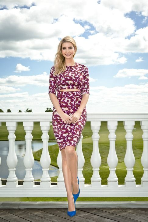 "As daughter of ""The Donald,"" Ivanka Trump inherited her outspoken father's business savvy—but, mercifully, none of his bad hair days. The former model brings her sophisticated sense of style to everything she touches, from hotels to fashion design. For the Trump Organization, she oversees such multimillion-dollar projects as the renovation of Miami's iconic Doral resort and Washington, D.C.'s Old Post Office. Her fashion brand for professional women has grown to encompass clothing, shoes, handbags, jewelry, and fragrance. But decorating remains her passion: ""I spearhead interior design for all Trump projects,"" she says."