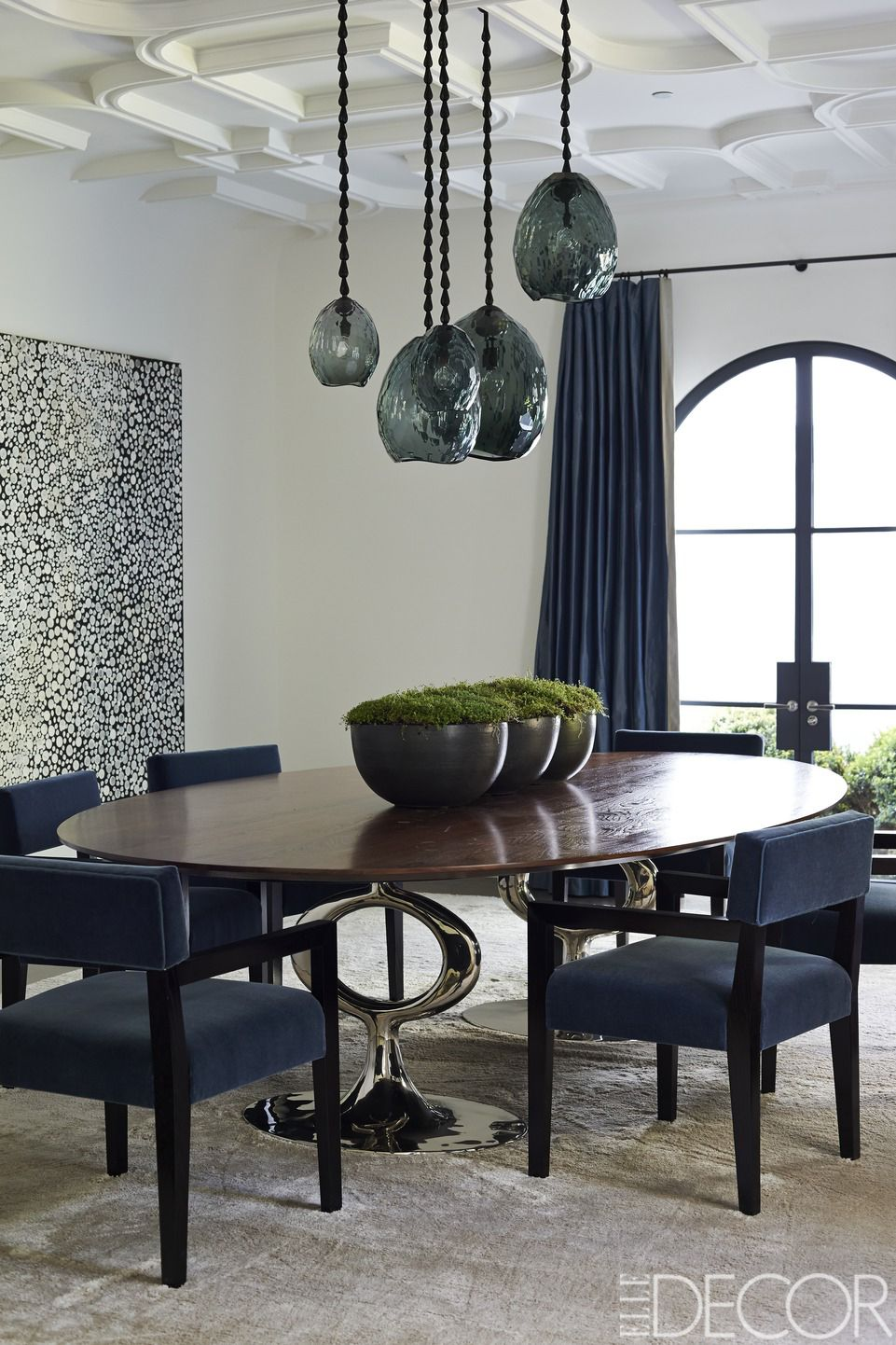 25 Modern Dining Room Decorating Ideas