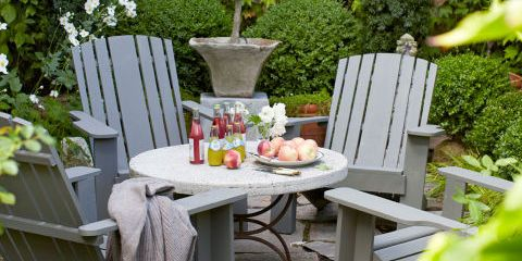 6 Ways To Make The Most Of Small Outdoor Spaces