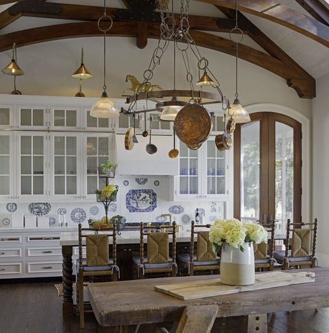 French Country Style Kitchen Furniture what is a french country kitchen - kitchen decorating ideas