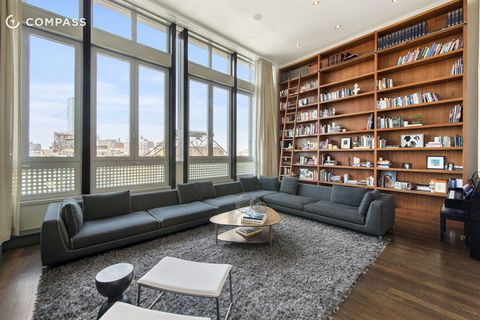 You'll Never Guess Which Funnyman Is Selling This Stylish Apartment