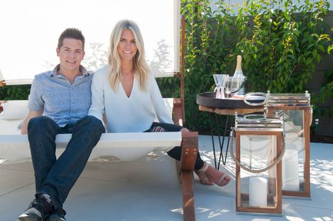 Inside Jason Kennedy And Lauren Scruggs's Stylish First Home Together