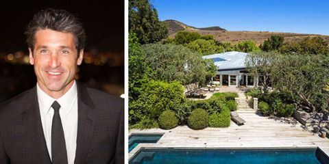 Patrick Dempsey Just Listed His Rustic Malibu Estate