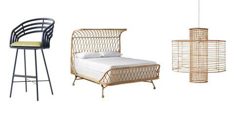 Product, Furniture, Mesh, Black, Grey, Cage, Beige, Pet supply, Bed, Bed frame,