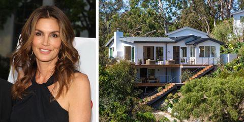 Update: Cindy Crawford Sells Her Malibu Home For $13.341 Million