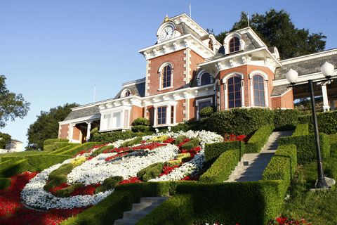 UPDATE: Michael Jackson's Neverland Ranch Just Dropped In Price By $33 Million