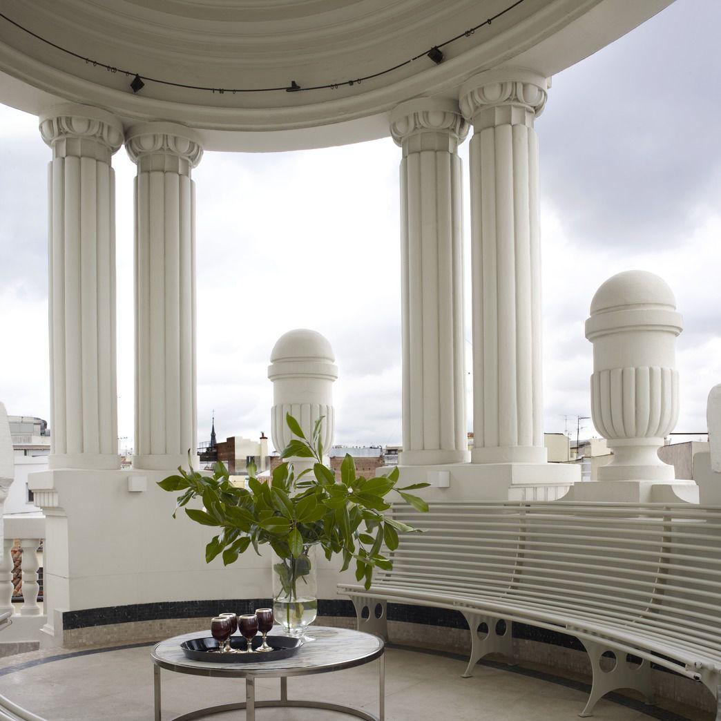Lorenzo Castillo apartment in Madrid&#xA&#x3B;Elle Decor