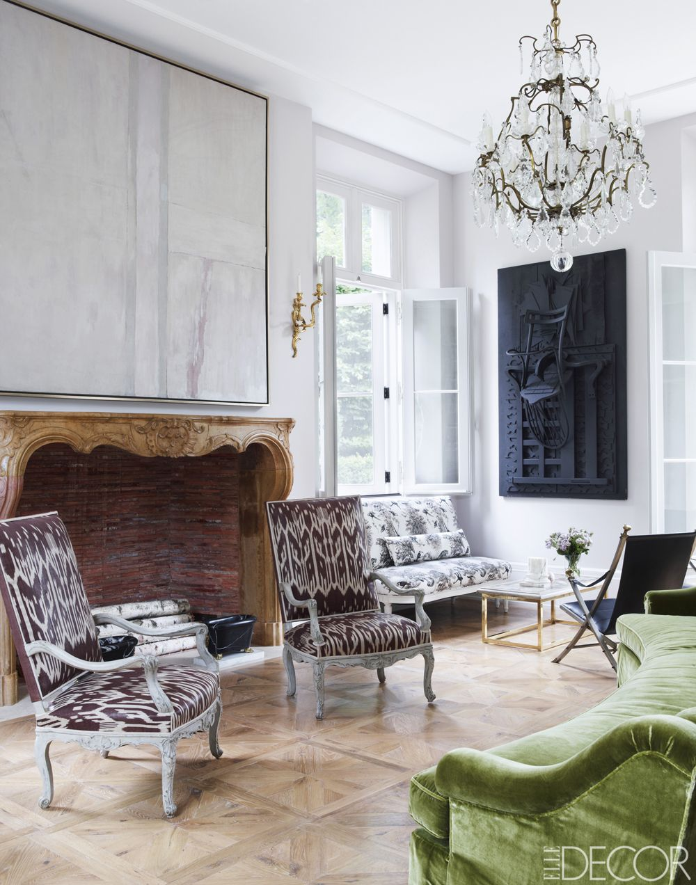 house tour inside an interior designers dream home