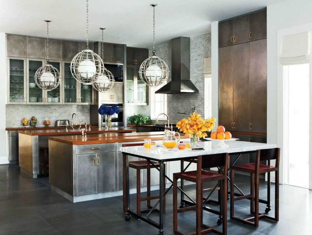 The Secret To A Stylish Kitchen Is...