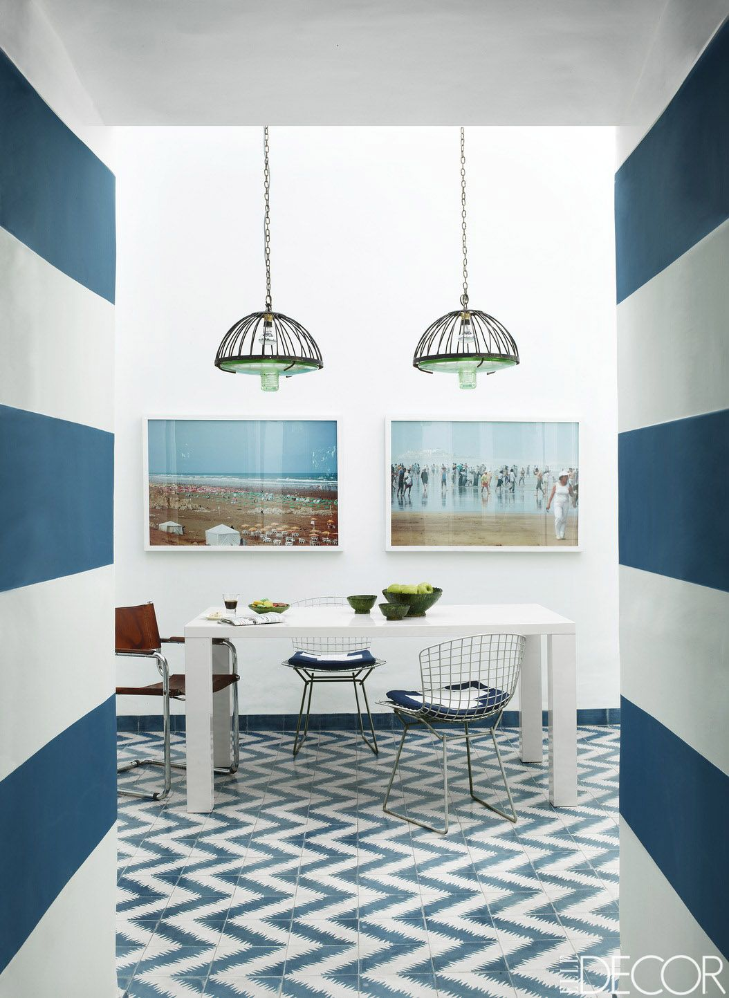 Blue And White Room 9 Blue And White Room Ideas  Decorating With Blue And White