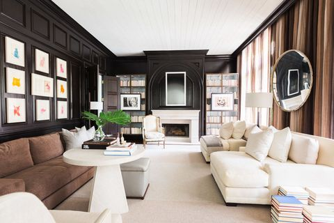 HOUSE TOUR: A Nashville Mansion With The Most Masterful Artistic Touches