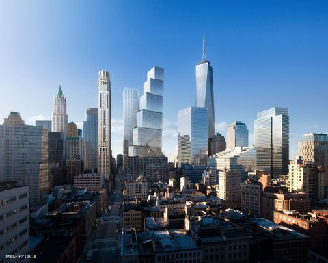 Take A Tour Of The New World Trade Center