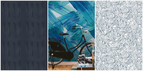 Feathr Papers Are An Easy Way To Give Your Walls Artistic Flair