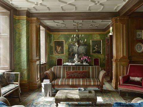 Room, Interior design, Furniture, Ceiling, Living room, Floor, Interior design, Home, Wall, Molding,