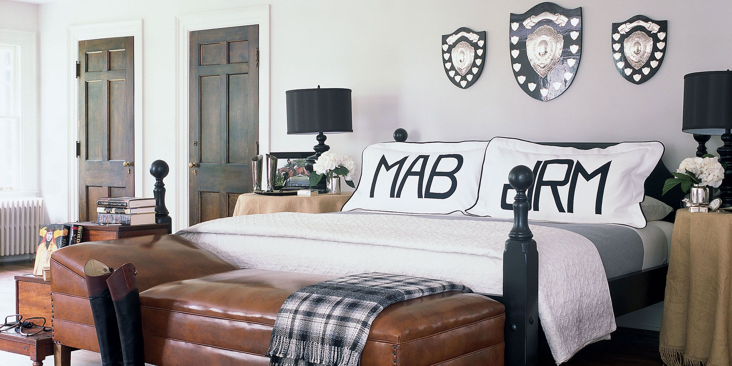 how 11 top fashion designers decorate their bedrooms - Elle Decor