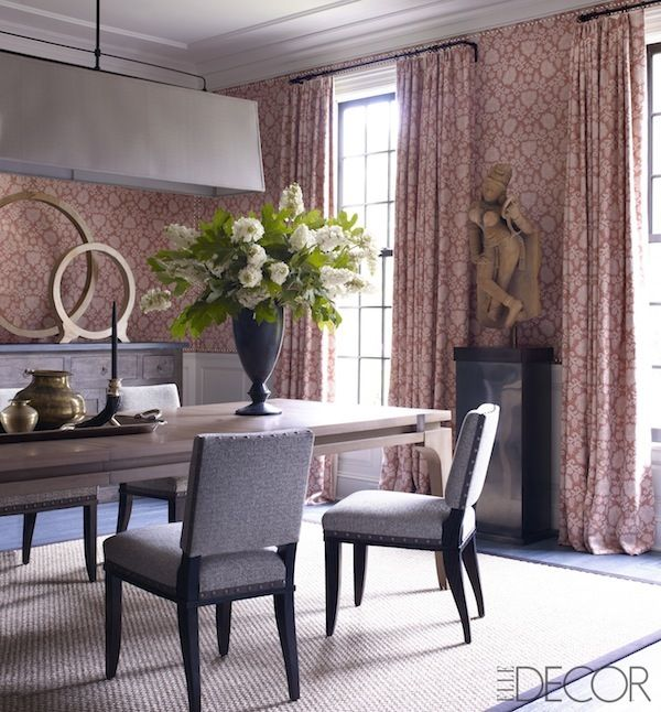 thom filicia connecticut home refined american interiors by thom filicia - Elle Decor