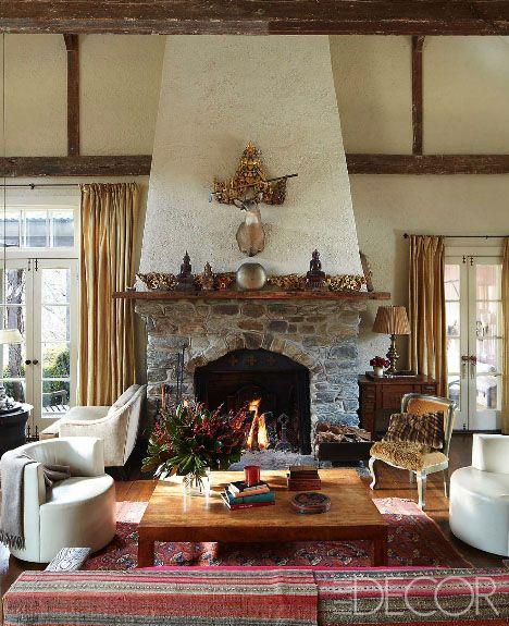 Interior design, Room, Floor, Living room, Hearth, Wall, Flooring, Interior design, Ceiling, Home,