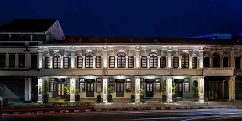 You'll Never Want To Check Out Of Malaysia's New Loke Thye Kee Residences