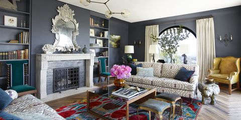 HOUSE TOUR: A Hollywood Hills Home Gets A Complete Makeover