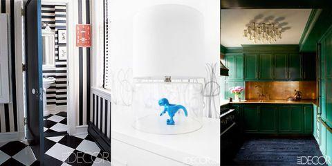 Room, Cupboard, Interior design, Floor, Cabinetry, Interior design, Light fixture, Teal, Drawer, Toy,