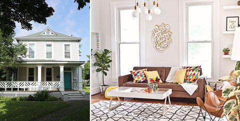 Peek Inside A DIY-er's Dream Home