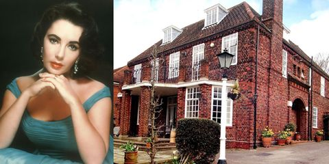 Celebrities Childhood Homes Where Celebrities Grew Up